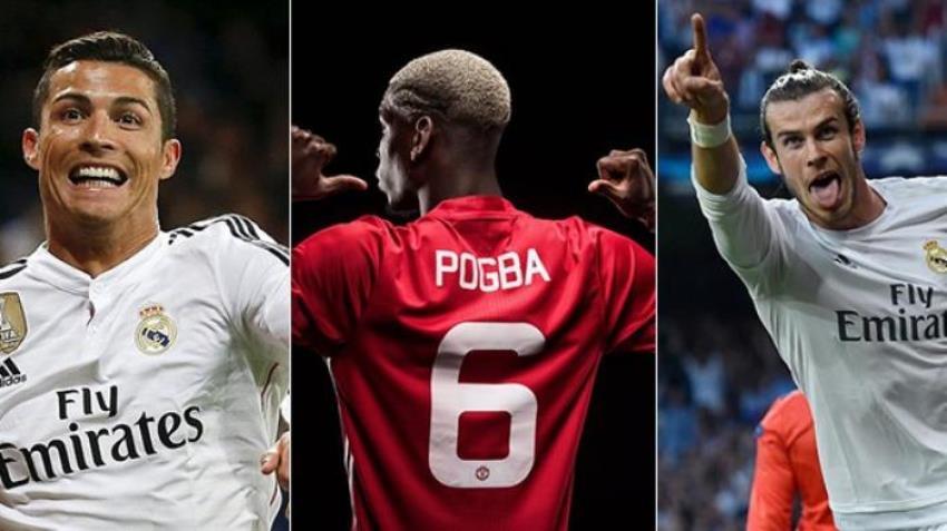 Pogba, Ronaldo và đội hình 11 cầu thủ đắt giá nhất theo từng vị trí