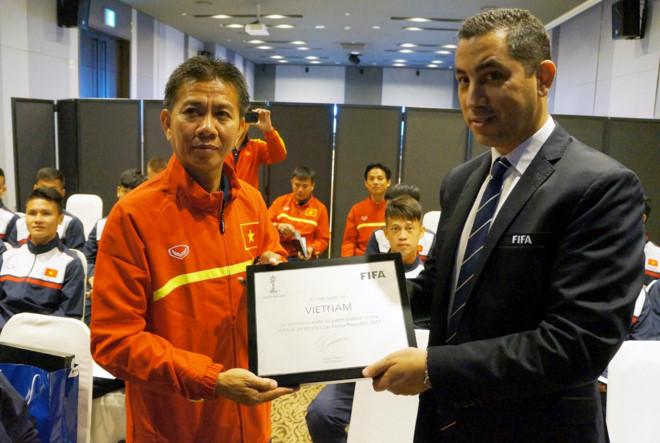 FIFA 'mách nước' cho U20 Việt Nam trước trận gặp New Zealand