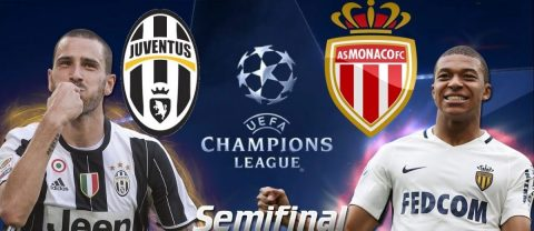 Juventus vs Monaco, 01h45 ngày 10/5: Không cửa bật