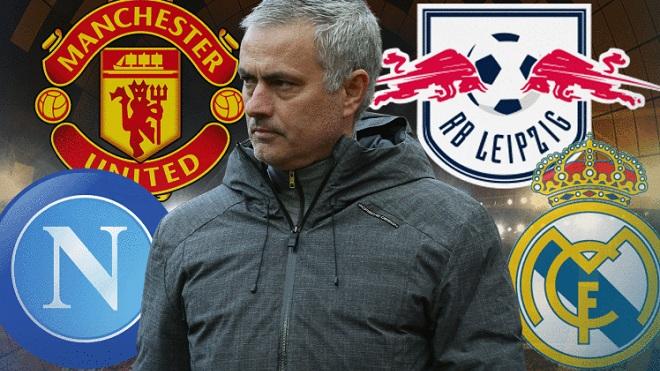 """Man United đứng trước nguy cơ vào """"bảng tử thần"""" Champions League 17/18"""