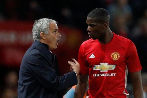 """""""Mourinho chưa biết cách sử dụng Pogba"""""""