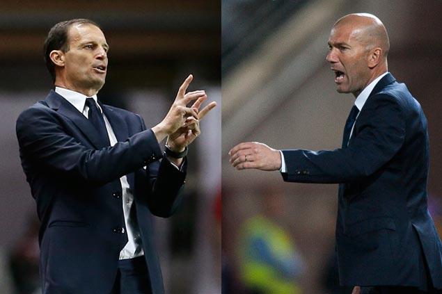 Zidane đã hay, Allegri còn hay hơn