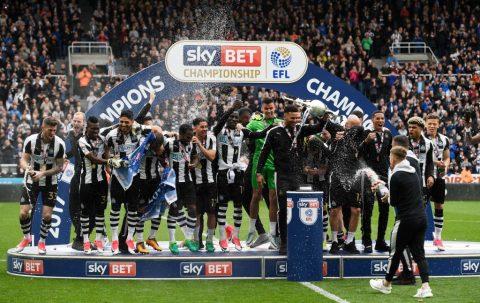 Newcastle vô địch Hạng nhất Anh với kịch bản không tưởng