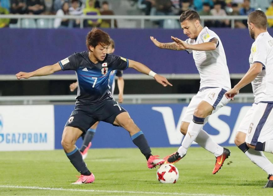 U20 Venezuela vs U20 Nhật Bản, 15h00 ngày 30/5:Sức mạnh đáng sợ