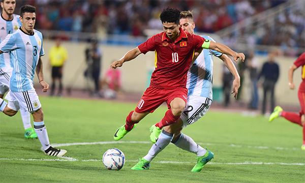 Đẳng cấp quá chênh lệch, U22 Việt Nam thua trắng 5 bàn trước U20 Argentina