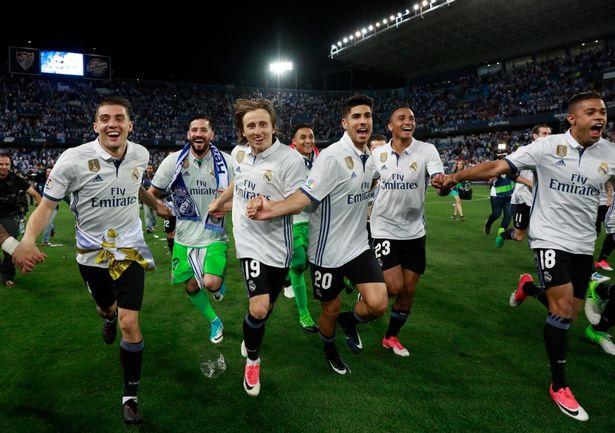 Vì sao Real Madrid xứng đáng vô địch Liga?