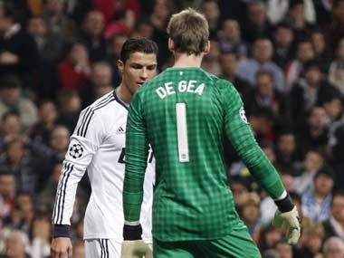 De Gea không thể gia nhập Real vì… Ronaldo