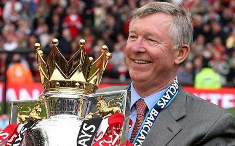 10 HLV vĩ đại nhất lịch sử bóng đá: Sir Alex số 1