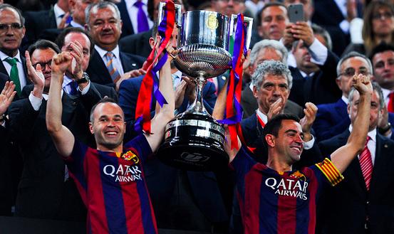Barcelona: Khi Cup Nhà Vua là cứu cánh