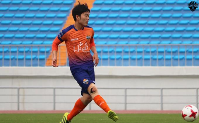 Xuân Trường mờ nhạt trong ngày đá chính, Gangwon thua sốc đội hạng dưới tại FA Cup