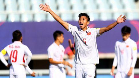 Cơ hội nào cho U20 Việt Nam lọt vào vòng 1/8 World Cup?