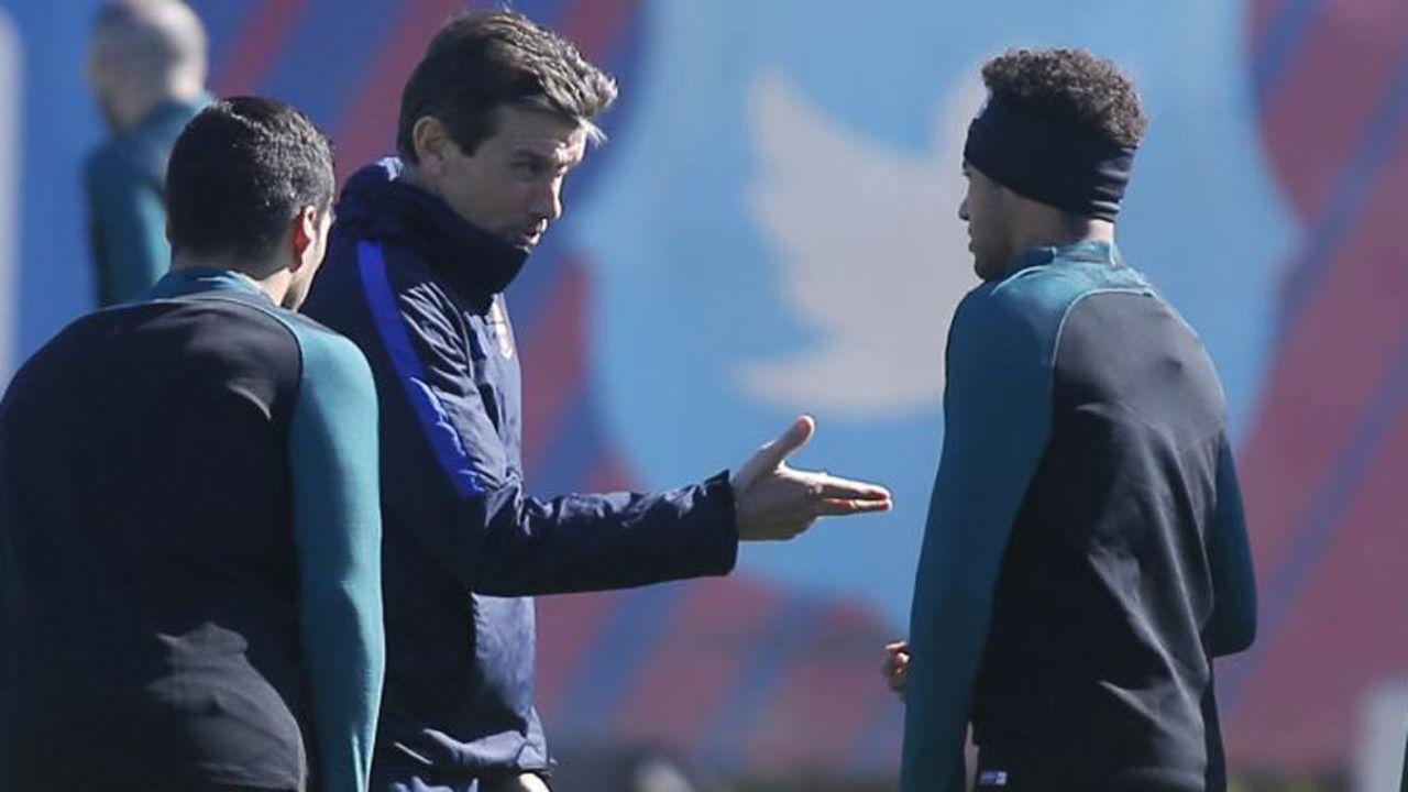 Chán ghét HLV tương lai, Neymar dọa rời Barcelona