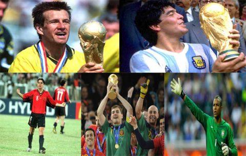 Maradona, Xavi và những cầu thủ từng vô địch cả World Cup lẫn U20 World Cup