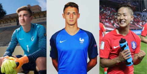 Báo Hàn chọn 10 cầu thủ điển trai nhất U20 World Cup: Việt Nam góp mặt 2 cái tên