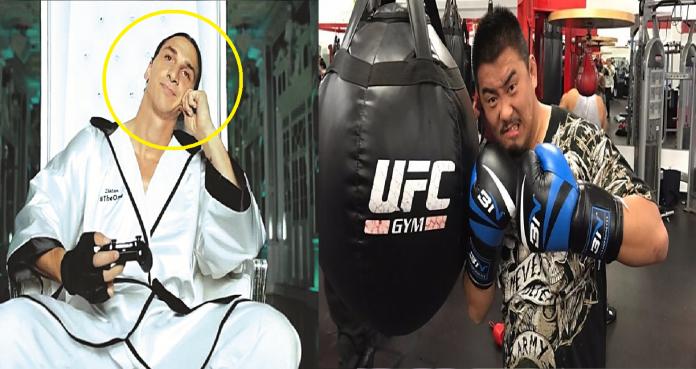 NÓNG: Từ bỏ bóng đá, Ibra lấn sân sang thi đấu MMA