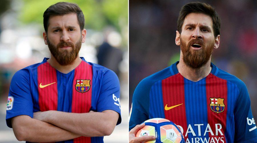 Giống Messi như hai giọt nước, chàng trai Iran bị cảnh sát phát lệnh bắt khẩn cấp