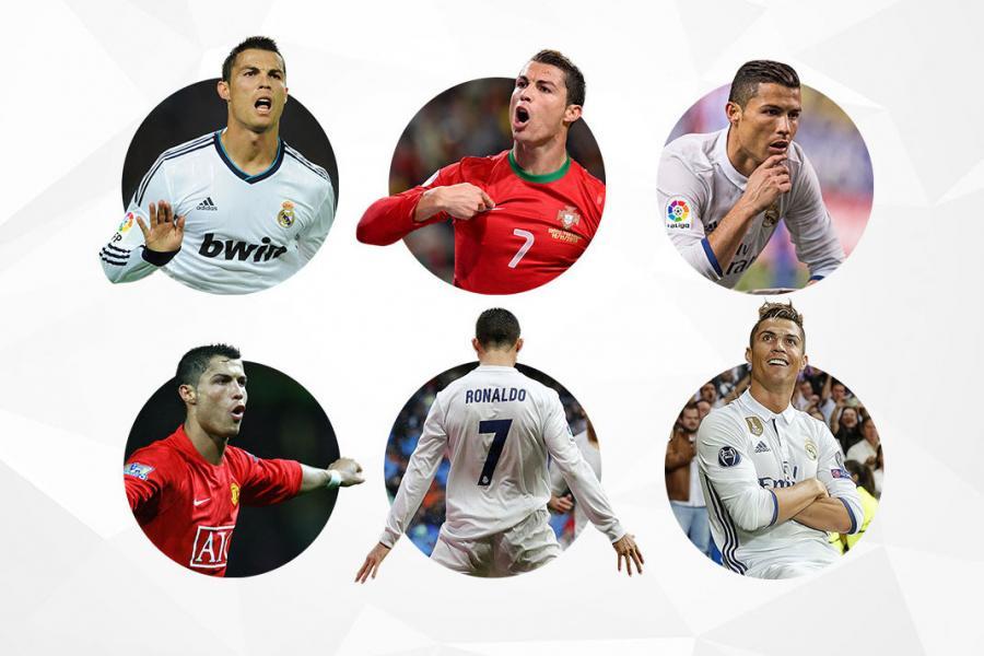 Giải mã bí ẩn đằng sau 12 tư thế ăn mừng gây sốt của Ronaldo