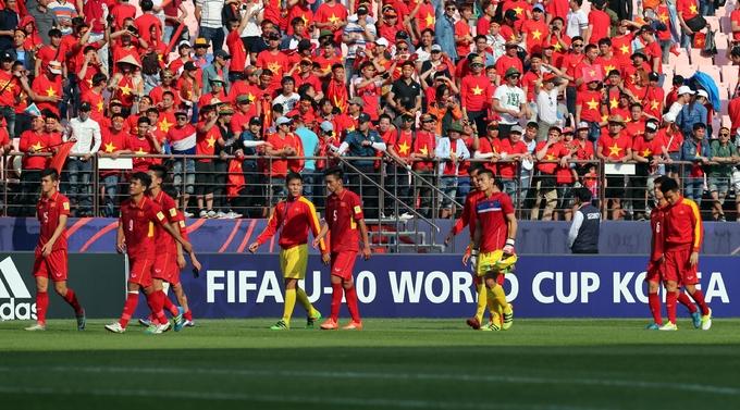 FIFA và NHM thế giới đặc biệt ấn tượng với U20 Việt Nam