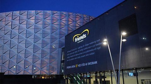 Những điều cần biết về Friends Arena, SVĐ tổ chức trận CK Europa League