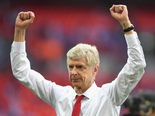 BLĐ Arsenal chính thức chốt tương lai HLV Wenger