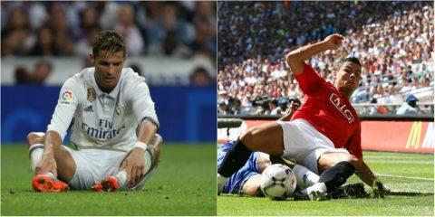 Ronaldo tiết lộ cầu thủ duy nhất khiến anh từng khiếp sợ khi đối đầu