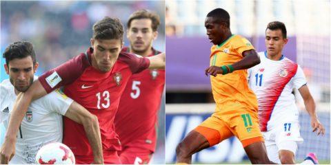 Kết quả lượt trận cuối bảng C – U20 World Cup: Kịch tính đến phút chót