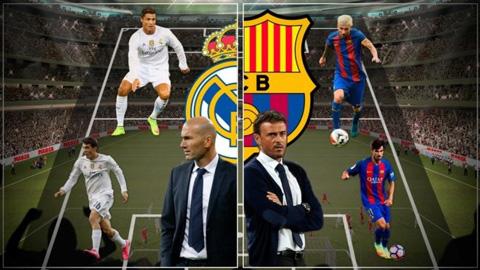 Trước vòng cuối La Liga: 'Cờ trong tay' Real; Cơ hội nào cho Barca?