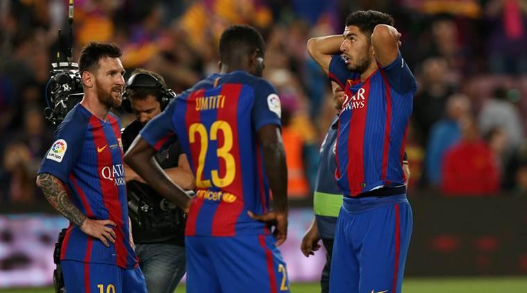Barcelona vô đối La Liga về…số hợp đồng tệ nhất