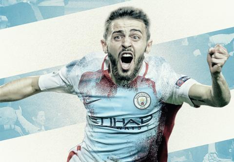 CHÍNH THỨC: Bernardo Silva gia nhập Man City