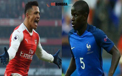 TIN CHUYỂN NHƯỢNG 22/5: Vidal gợi ý cho Bayern mua Sanchez, Zidane đề nghị Perez mua bằng được Kante