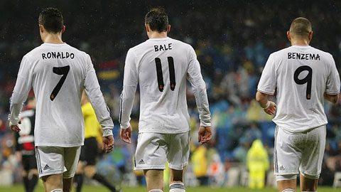 Real Madrid: Khai tử tam tấu, Ronaldo cặp SAO 100 triệu bảng