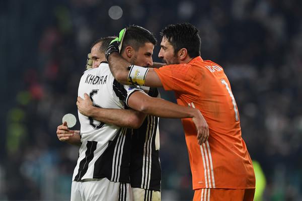 Juventus nhận tin vui từ trụ cột trước trận Chung kết