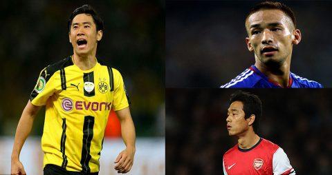 10 cầu thủ châu Á vụt sáng thành siêu sao trời Âu nhờ bệ phóng U20 World Cup
