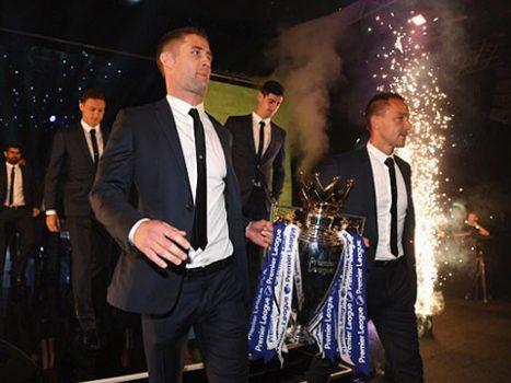 Dàn sao Chelsea rạng rỡ trong đêm Gala của đội bóng