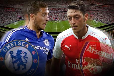 5 điểm nóng đại chiến Arsenal – Chelsea: Sanchez có 'cân' nổi Hazard, Kante?