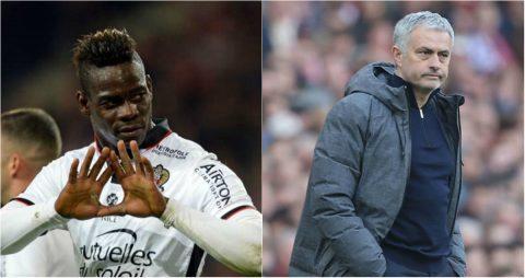 """Điểm tin chiều 08/05: Balotelli đạt cột mốc khủng trong sự nghiệp; Mourinho tuyên bố """"đầu hàng"""""""
