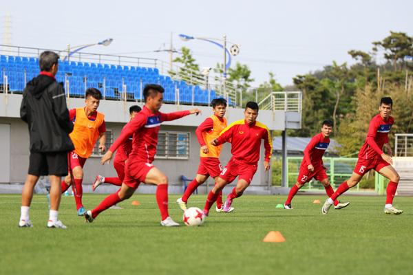 U20 VN chốt danh sách dự World Cup – Thay đổi nhân sự…