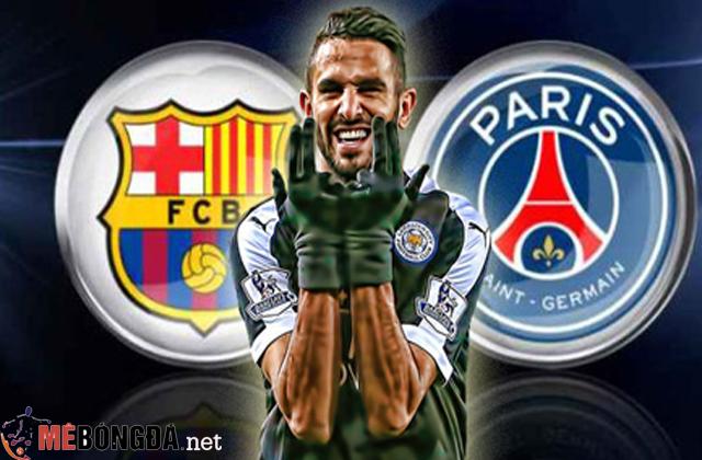 TIN CHUYỂN NHƯỢNG 12/5: Barca đại chiến PSG vì Mahrez; Arsenal gây sốc vụ Morata