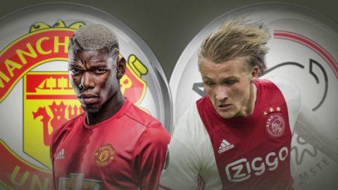 5 điểm nóng đại chiến Ajax – Man Utd: Thử thách cho Pogba, Rashford