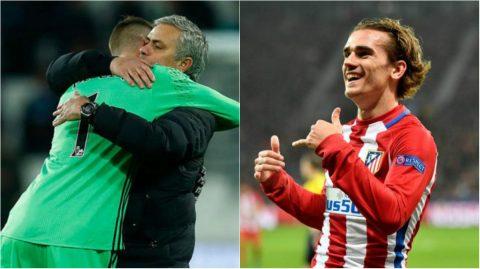 TIN CHUYỂN NHƯỢNG 18/5: Mourinho lên tiếng chốt tương lai De Gea; Griezmann nói về bến đỗ không ngờ tới
