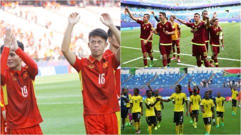 Thống kê vòng bảng World Cup U20: Việt Nam lập kỷ lục buồn
