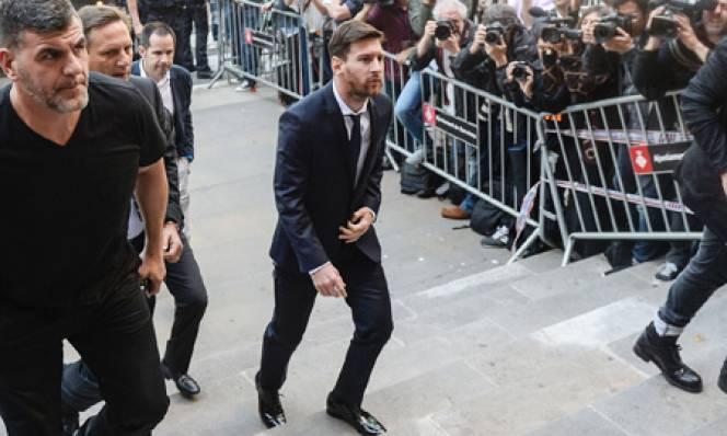 Messi dự phiên điều trần của FIFA qua…Điện thoại