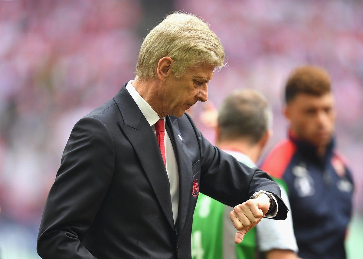 Giành Cup FA, tương lai của Wenger vẫn chưa được xác định