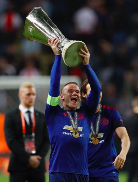 Hé lộ tương lai của Wayne Rooney
