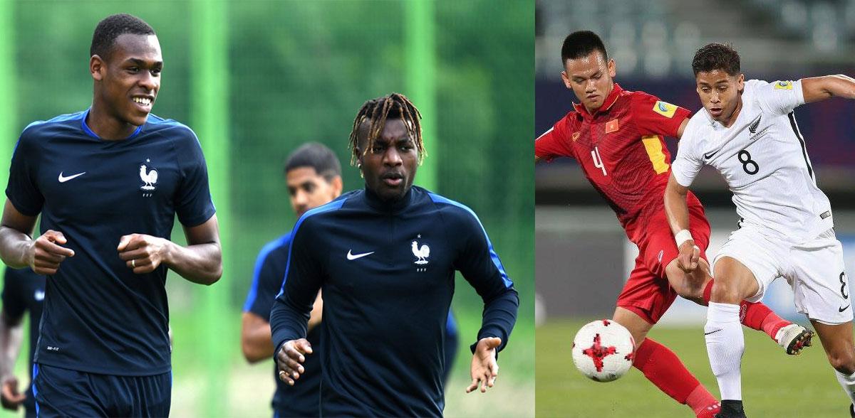HLV và cầu thủ U20 Pháp nói gì về sức mạnh của U20 Việt Nam