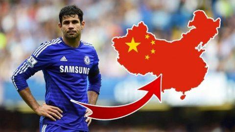 Luật mới khiến Rooney và Costa hết đường sang Trung Quốc?