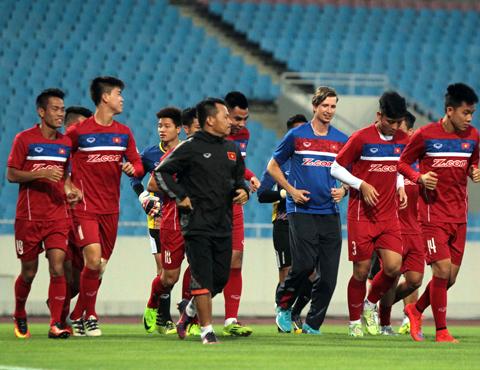 U22 Việt Nam tung đội hình mạnh nhất đấu U20 Argentina