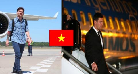 NÓNG: Tiếp bước đàn em U20 Argentina, Messi chuẩn bị tới Việt Nam với chi phí cao kỷ lục