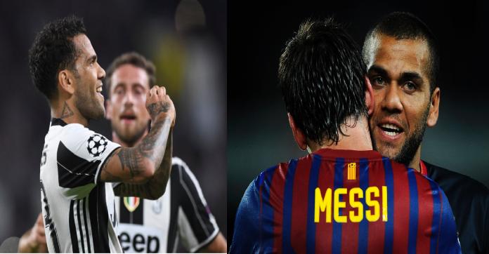 Nhìn Dani Alves tỏa sáng không ngừng, Messi lên tiếng khiến cả Barca phải cúi đầu đau đớn