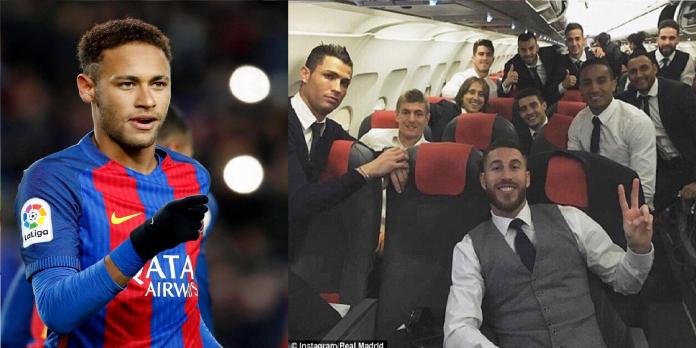 Đây là cầu thủ Real duy nhất mà Neymar muốn Barca có được bằng mọi giá